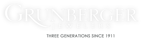 <h1>Grunberger Jewelers</h1><br/><h2>Three Generations Since 1911</h2>